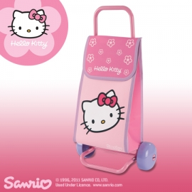 Wózek na zakupy Hello Kitty