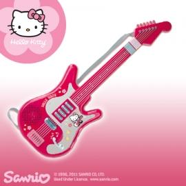 Gitara elektryczna Hello Kitty