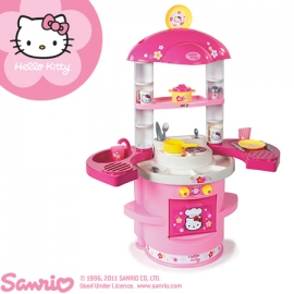 Smoby versi n espa ol hello kitty for Utensilios de cocina hello kitty
